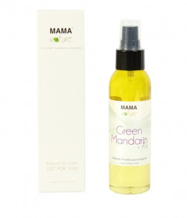 Green Mandarin & Kiwi Naturally Infused Facial Oil