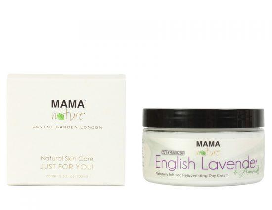 English lavender & Amaranth Naturally Infused Rejuvenating Day Cream