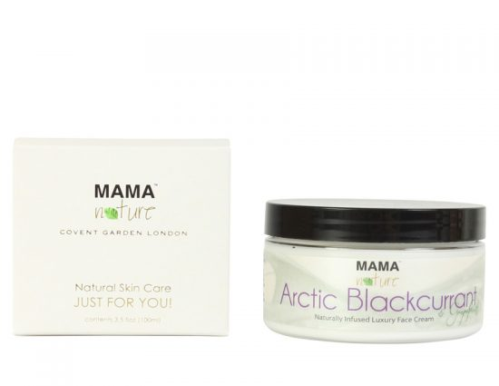 Arctic Blackcurrant & Grapefruit Naturally Infused Face Cream