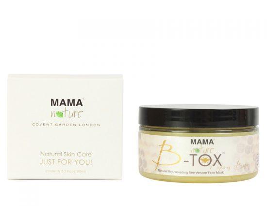 B Tox (Natures Botox) Natural Rejuvenating Bee Venom Face Mask