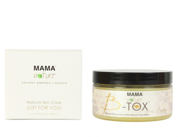 B Tox (Natures Botox) Natural Rejuvenating Bee Venom Face Mask