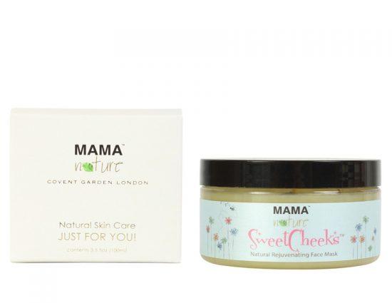 Sweet Cheeks Italian Wildflower Honey & Maple Natural Rejuvenating Face Mask (AGE DEFENCE)