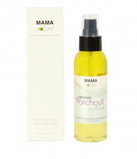 Patchouli & Avocado Naturally Infused Rejuvenating Facial Oil (AGE DEFENCE)