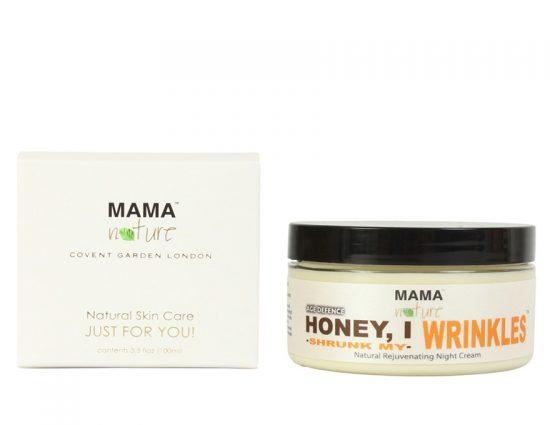 Honey I Shrunk My Wrinkles Natural Rejuvenating Night Cream (AGE DEFENCE)