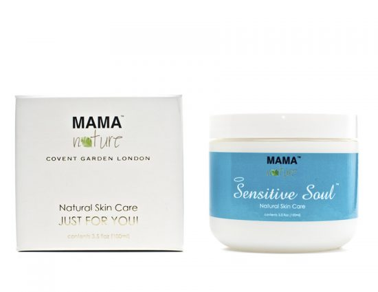 Sensitive Soul Natural Skin Cream